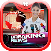 Media Photo Frames: Breaking News App Photo Editor Android APK Download Free By New Visions Studio