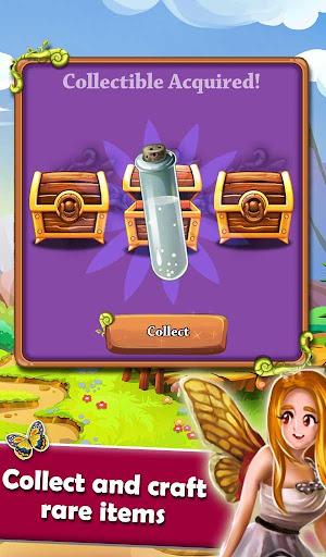 Mahjong Magic Worlds: Journey of the Wood Elves android2mod screenshots 13