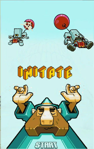Imitate: Wizard Touch