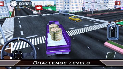 玩免費模擬APP 下載トラック運転手の駐車場 app不用錢 硬是要APP