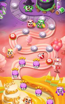 Lollipop and Marshmallow Match3