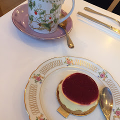 Cheese cake, excellent!