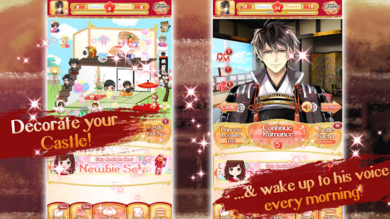 Ikémen Sengoku: Romances Across Time Hack for the game