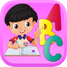 Alphabet ABC English Writing For Kids