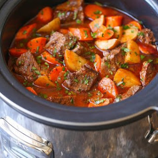 Crockpot Stew Meat Recipes