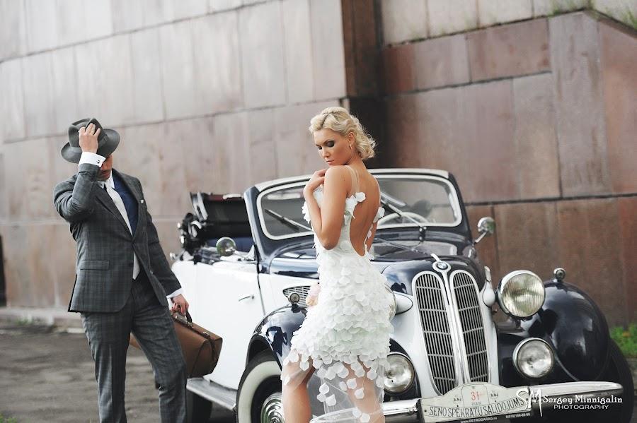Wedding photographer Sergey Minnigalin (nextshot). Photo of 26.07.2016