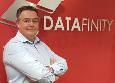 Allen Pascoe, Divisional Head, RPA, Datafinity