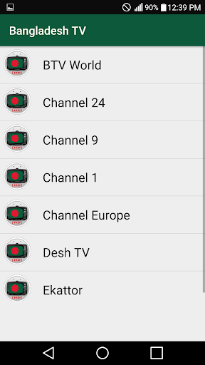 Download Bangladesh TV All Channels HQ on PC & Mac with