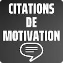 Citations De Motivation icon