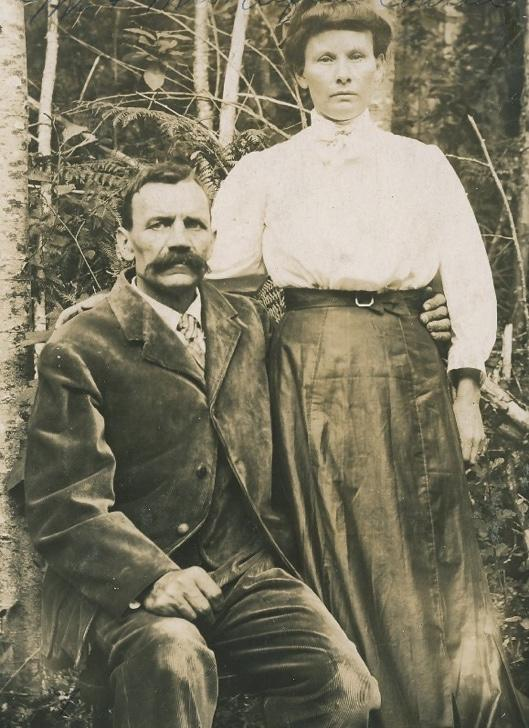 Alfred and Mary Conrad