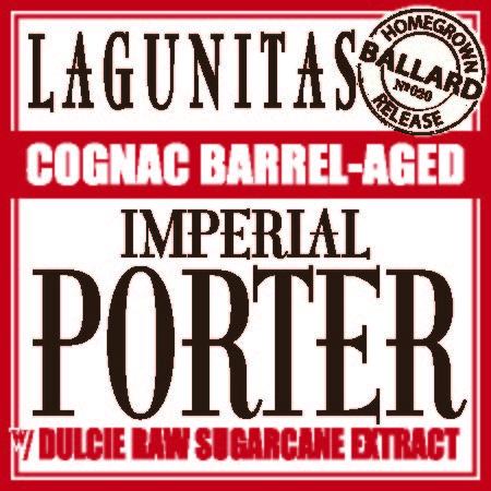Logo of Lagunitas Cognac Barrel-Aged Imperial Porter