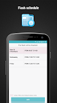 screenshot of FlashOnCall (call and app)