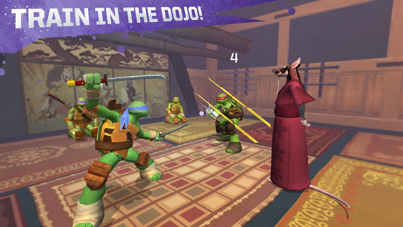 View-Master® TMNT VR Game- screenshot