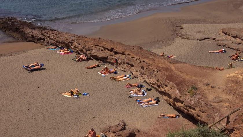 Las mejores playas nudistas de Almería.