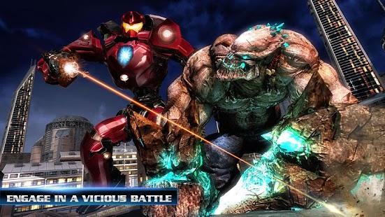 Modern Robot Survival Battle - náhled