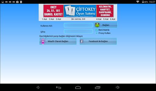 101 Okey Domino hakkarim.net 1.8.7 screenshots 14