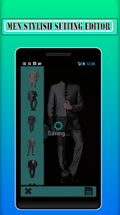 Download Men Stylish Suiting Editor Free
