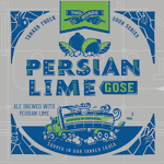 Two Roads Tanker Truck Sour Series: Persian Lime Gose