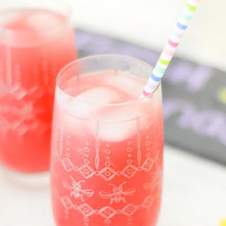 Pomegranate Blackberry Lemonade