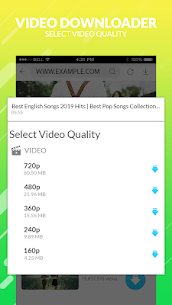 mp4 video downloader – free video downloader Apk  Download For Android 10