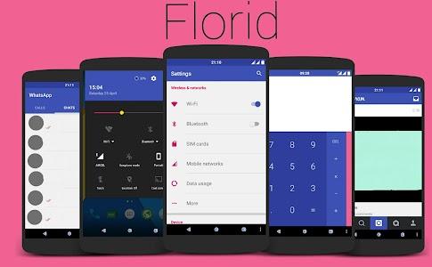Florid Cm12/12.1 Theme v2.0