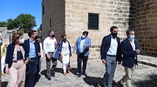 Juan Espadas arranca su campaña en Almería con actos en dos días