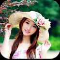 Beautiful Girl Wallpaper HD icon