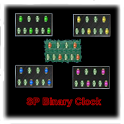 Sp Binary Clock widget icon