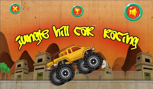 jungle hill car racing