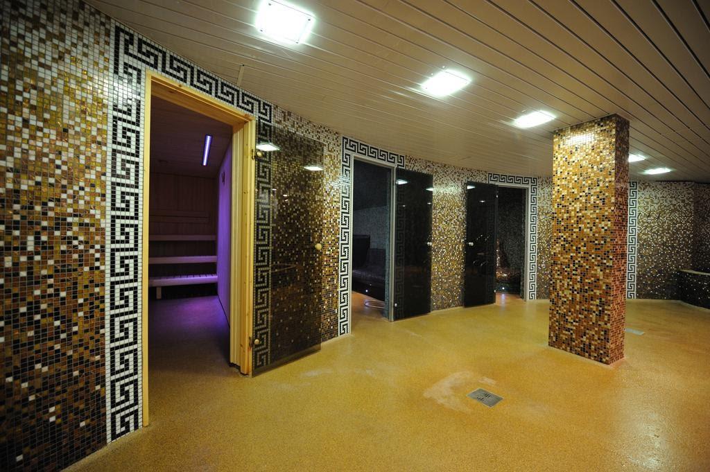 Сауна в отеле Аква в Раквере
