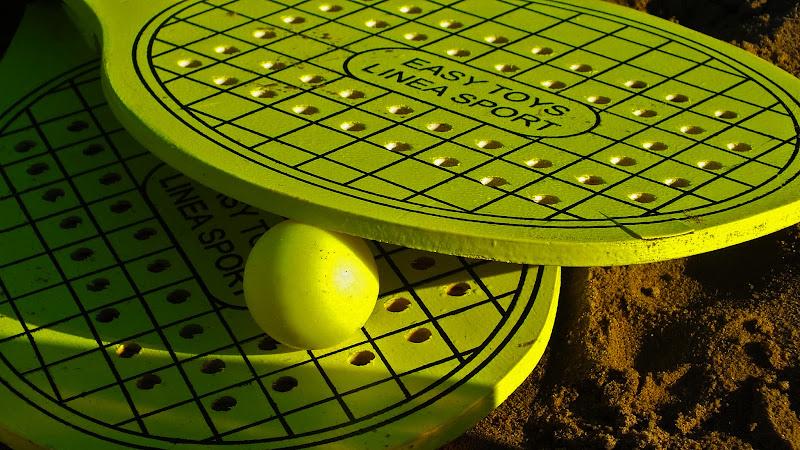 Yellow Racket di marta_riu