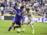 Andy Najar est en passe de quitter Anderlecht pour retrouver la MLS