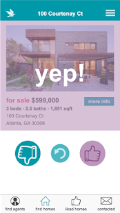 nestr - real estate search- screenshot thumbnail