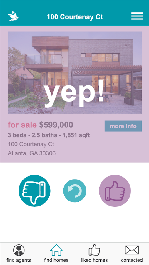 nestr - real estate search- screenshot