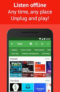 Podcast Player - Free screenshot 00