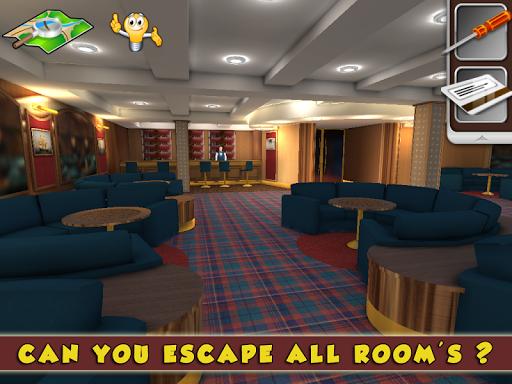 Can you escape 3D: Cruise Ship 1.5.4 screenshots 15