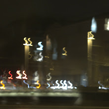 Photo: #creative366project Feb 7 2012  Taken from a running tram at 1/3rd second exposure.