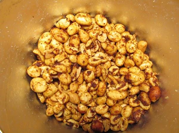 Tex Mex Peanuts Recipe