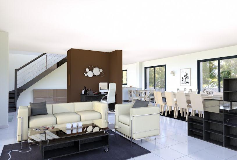 Vente Terrain + Maison - Terrain : 385m² - Maison : 130m² à Orgeval (78630)