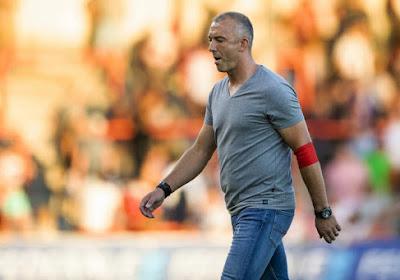 """Frank Defays sur ses premiers mois au Luxembourg : """"Mes débuts ont été compliqués"""""""