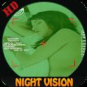 Night Vision spy cam prank icon