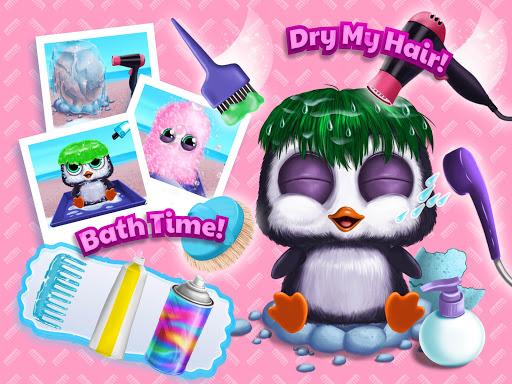 Baby Animal Hair Salon 3 screenshot 10