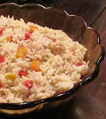 Guatemalan Rice Pilaf