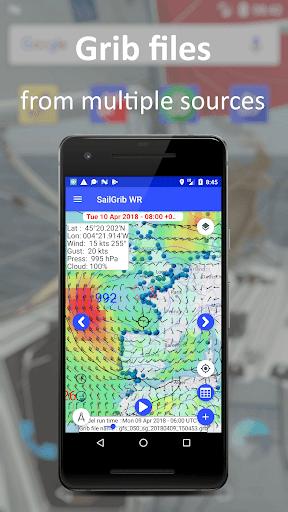 SailGrib Weather Routing Free Apk 1