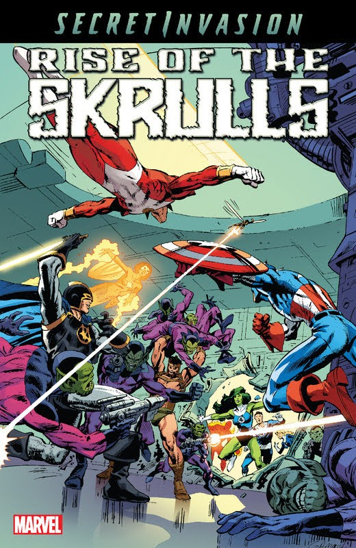 Secret Invasion: Rise of the Skrulls (2018)