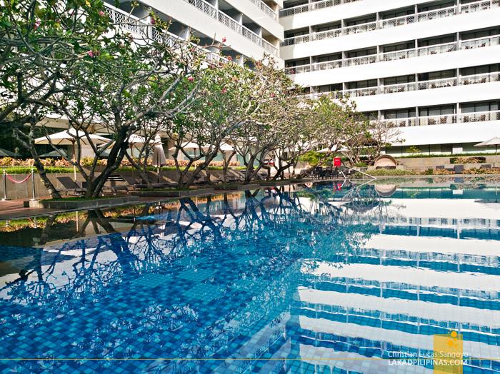 Royal Ambarrukmo Hotel Yogyakarta Pool