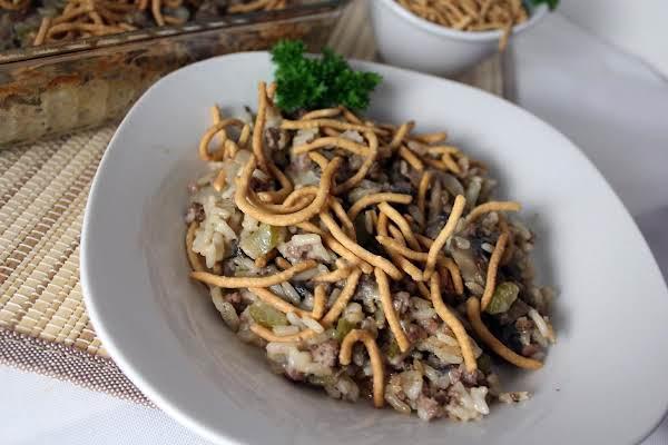 Kitty's Chinese Casserole Recipe