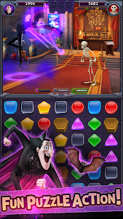 Hotel Transylvania: Monsters! – Puzzle Action Game 2