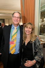 Photo: Randy Spoor and Angela Knight of Mariach Studios. GLM/41 Madison party, #Ambiente14