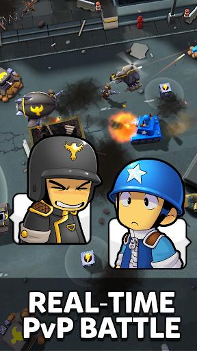 Mini Guns - Omega Wars 1.0.17 screenshots 1